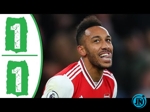 Arsenal vs Wolves 1-1 – All Highlights & Goals